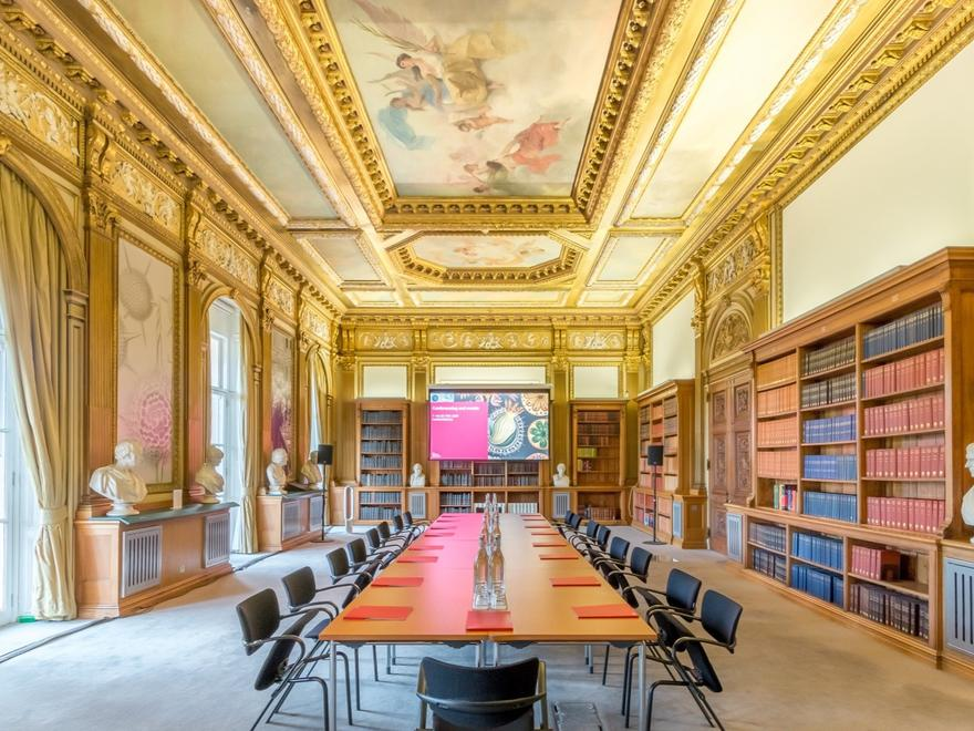 The Royal Society Meeting Room