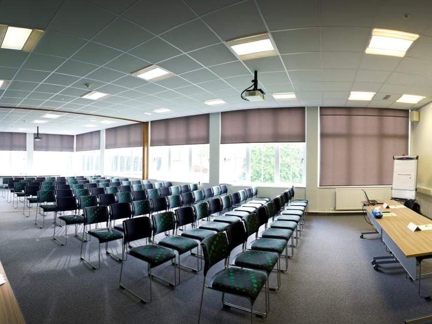 The University of Manchester Conferencing and Events meeting room