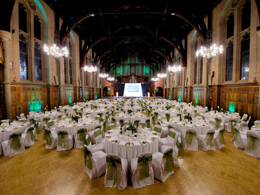 Whitworth Hall The University of Manchester Conferencing and Events