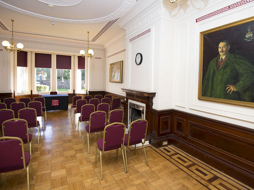 Birchwood Room, Birchwood House, Cardiff University