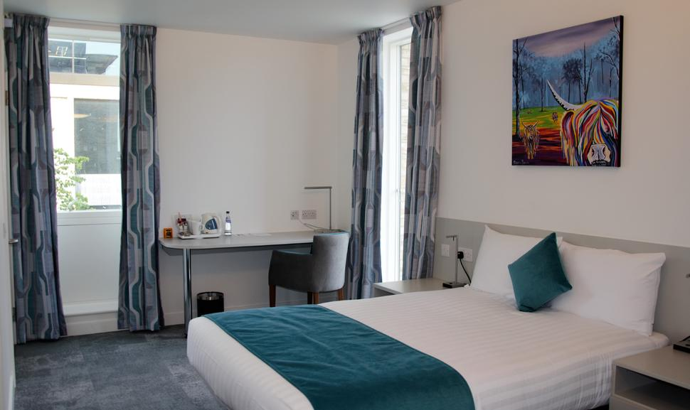 Elm Grove Conference Centre bedroom