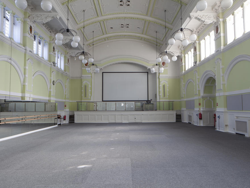 Stratford Campus meeting space